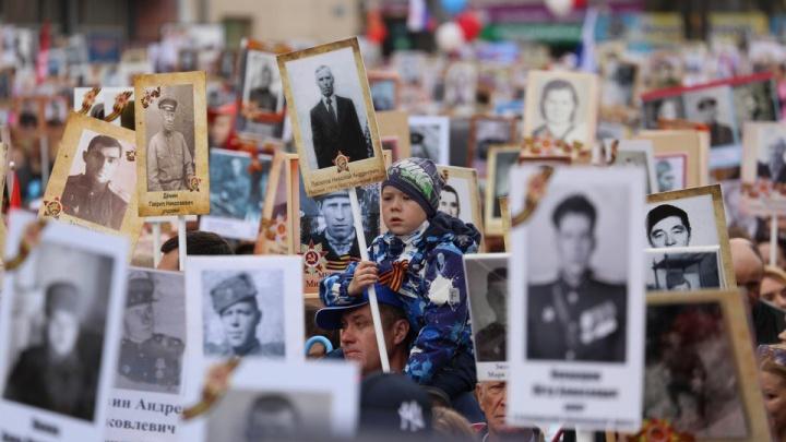 Чтобы портреты не «плакали»: где в Челябинске можно сделать фото для шествия «Бессмертного полка»
