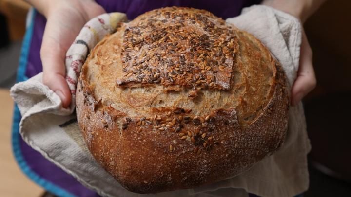 12 часов на одну буханку: как архангелогородка в декрете освоила пекарское дело