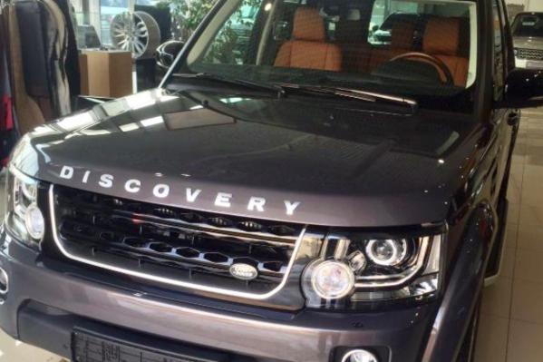 Автомобиль налогоплательщика, за который налоговая насчитала почти миллион рублей