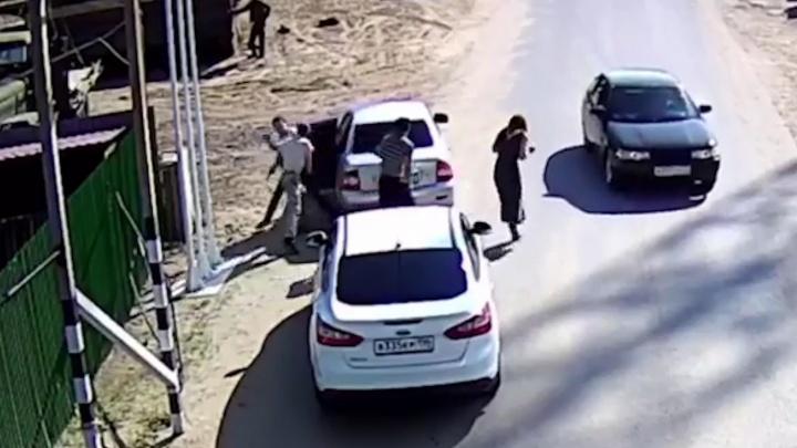 Конфликт на переправе: с работников сняли обвинения в избиении тюменских полицейских