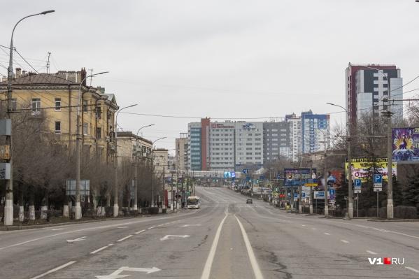 Синоптики вновь пообещали серому Волгограду снег