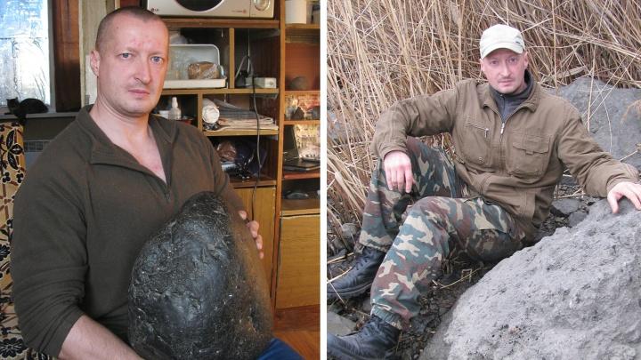Друг небесных камней: ростовчанин — о поиске метеоритов