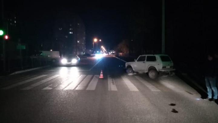 Маленькая девочка попала под машину возле школы: водитель отказался от медосвидетельствования