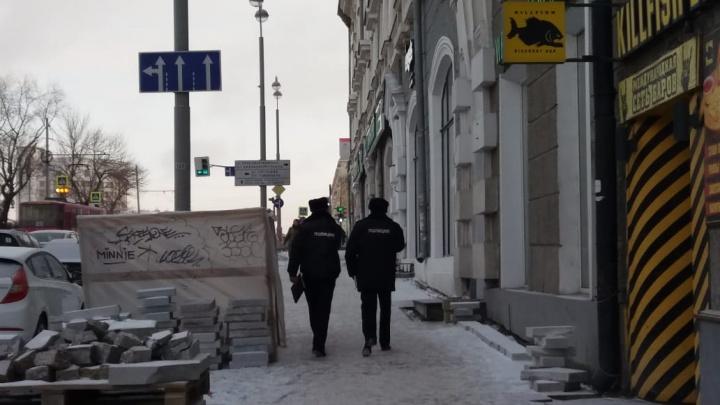 В посольстве Белоруссии прокомментировали ночное происшествие в отделении на Ленина
