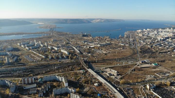 Сроки сдачи в эксплуатацию развязки на М-5 у Тольятти сдвигаются