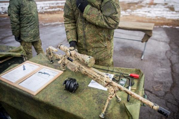 В коллекции представлено больше 40 видов оружия, произведённого в разных странах