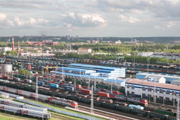 Экспериментальный поезд по СЖД проследовал без замечаний