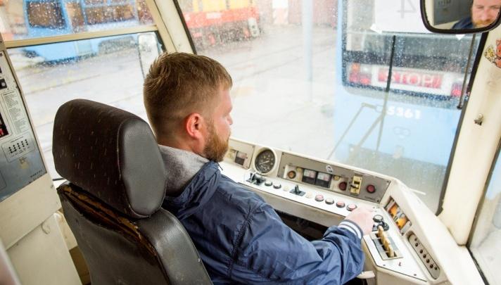 Немного б/у: московские трамваи выехали в рейсы по Ярославлю