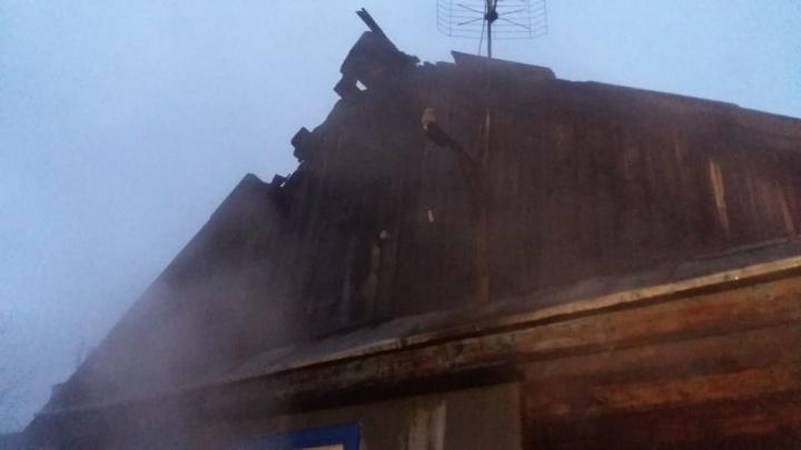 Жертвами пожара в Краснослободске стали пожилой мужчина и женщина