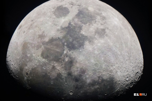 Лучше всего лунное затмение будет видно 17 июля в половине третьего ночи