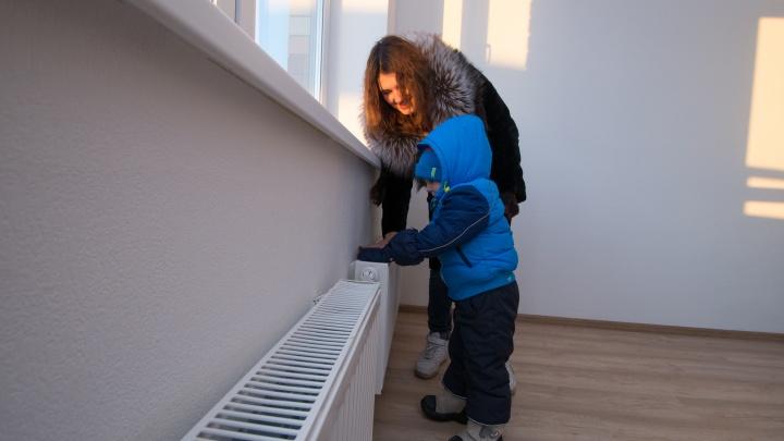 Прикройте вентили: как снизить плату за отопление, пока в Екатеринбурге потеплело