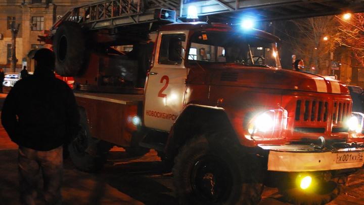 Брат и сестра погибли в горящей квартире на верхнем этаже высотки