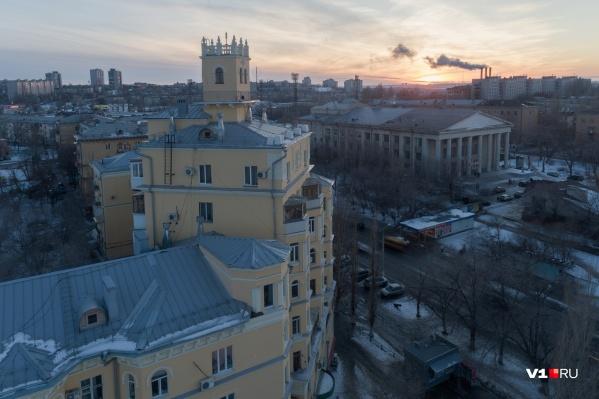 Самый северный район Волгограда примыкает к Волжской ГЭС и граничит с городом Волжский