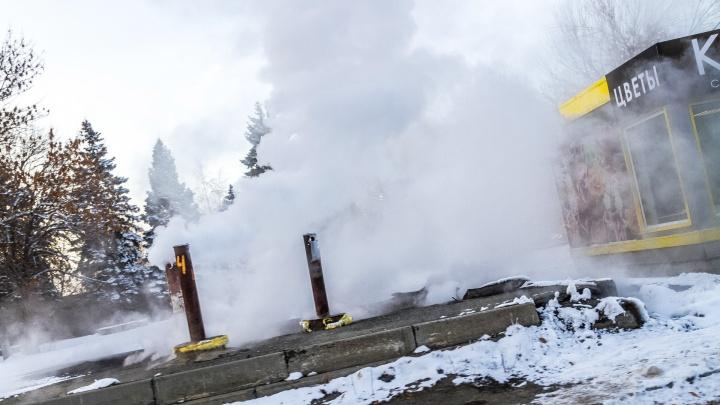 Три десятка домов в Челябинске в разгар морозов оставят без отопления