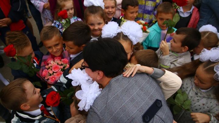 «Мы скучали»: как прошел День знаний в Самаре