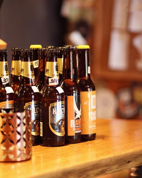 Самое дорогое пиво стоит 100 крон