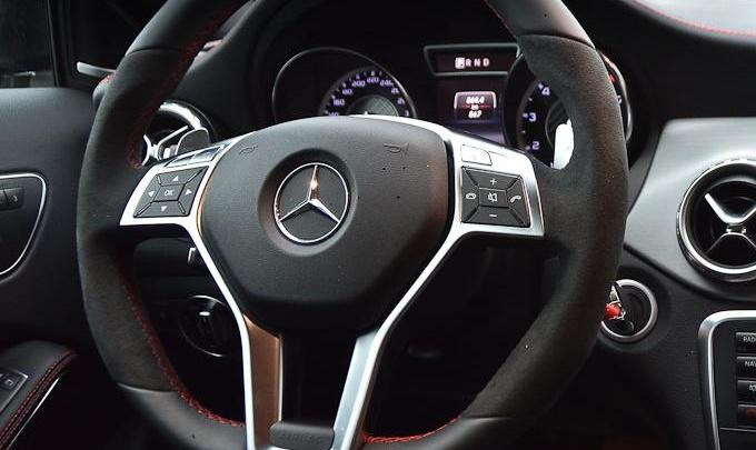 В Уфе выставили на торги Mercedes за 139 тысяч рублей
