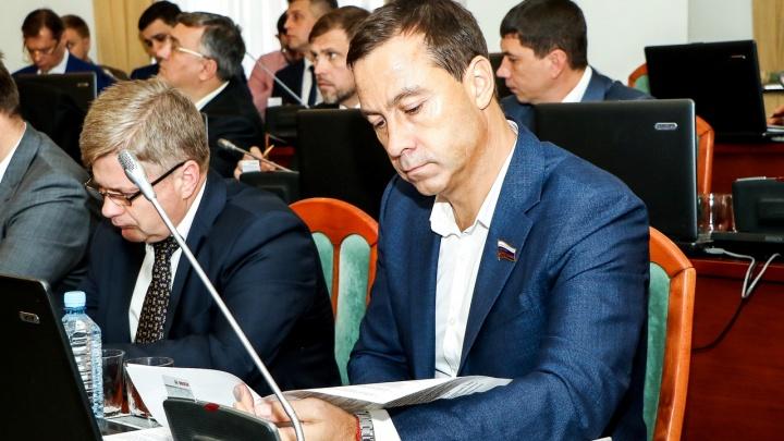 Умер нижегородский депутат Александр Бочкарев