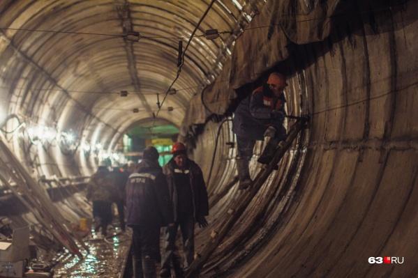 Перегонные тоннели оснастят дополнительным оборудованием