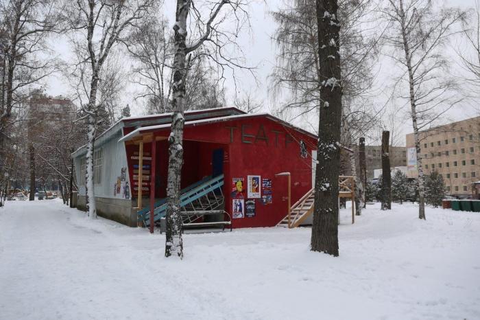 La Pushkin работал в Центральном парке три года