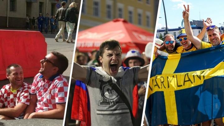 Плач Марадоны, хорваты в яме и «жёлтая река». Вспоминаем лучшие моменты мундиаля в Нижнем Новгороде