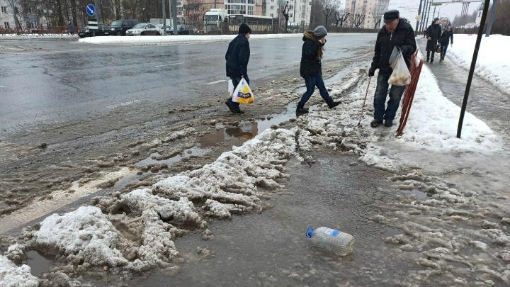 Вы не пройдёте: 7 отвратительных фото с улиц Ярославля