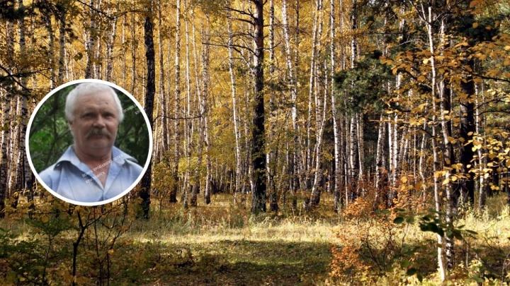Потерявшегося в лесу пенсионера за месяц дважды встречали рыбаки и охотники. Но поиски продолжаются