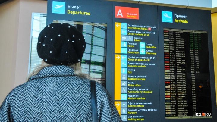 Отпуск в новогодние каникулы срывается? 134 тысячи уральцев не могут вылететь из страны из-за долгов