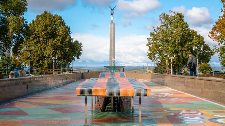 Скандально известный фонтан на Молодогвардейской вновь закроют на ремонт