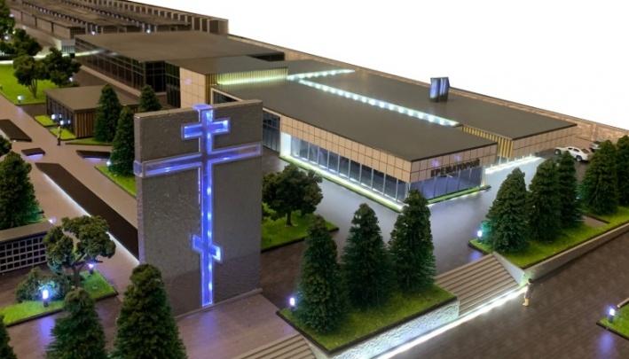 «Будет работать в три смены»: проект Красноярского крематория отправлен на экологическую экспертизу