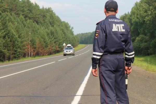 При оформлении аварии инспекторами ГИБДД участники проставили липовую дату