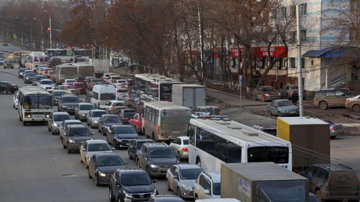 Отследить городской транспорт: в Уфе разработали специальную программу