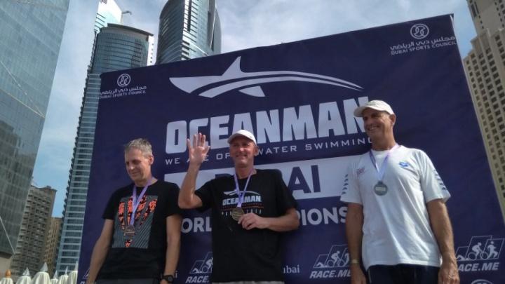 «Сбылась моя мечта!»: рыбинские пловцы взяли золото на международных соревнованиях в Дубае