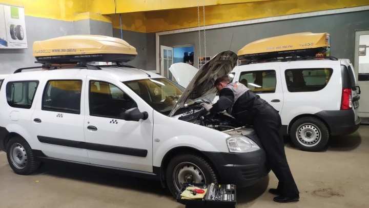 Тульские таксисты придумали, как увеличить срок эксплуатации автомобиля