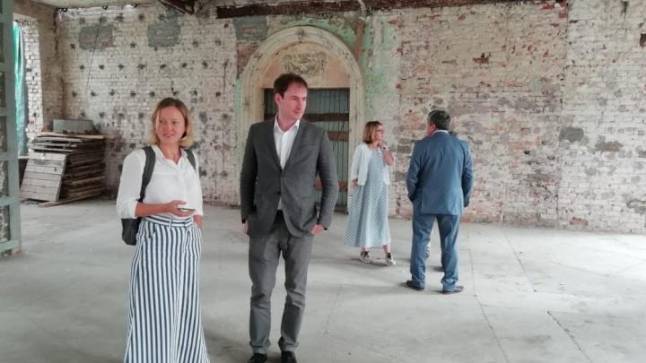 Оценили местный колорит: проектная группа Третьяковской галереи посетила Фабрику-кухню