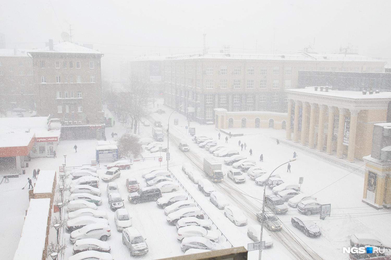 Погода в новосибирске на сегодня фото
