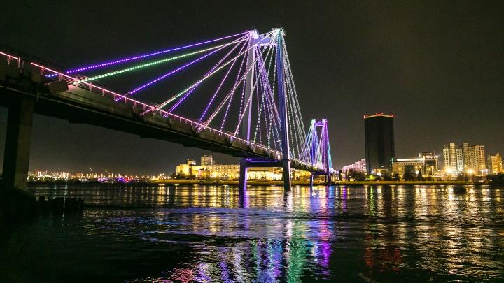 Поющий мост на Стрелке станет мировой достопримечательностью