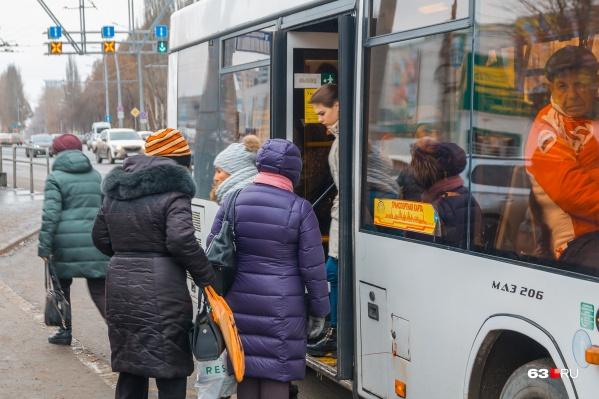 Пассажиры не обнаружили в салонах автобусов подробную информацию о тарифах на поездки