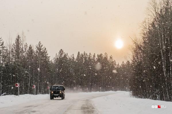 Сотрудник ДПС, скрываясь от погони на снегоходе, покончил с собой