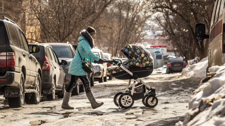 Долбите лучше: самые скользкие улицы Новосибирска — их нужно почистить немедленно