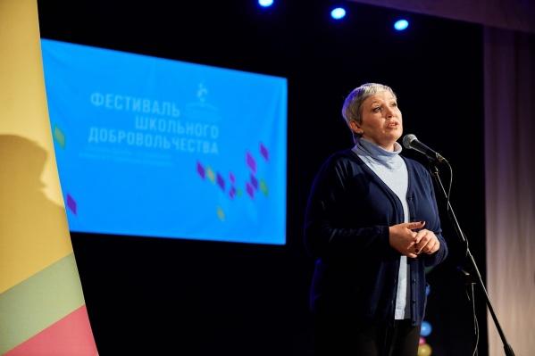 Ольга Зубкова — руководитель движения «Тетрадка дружбы»