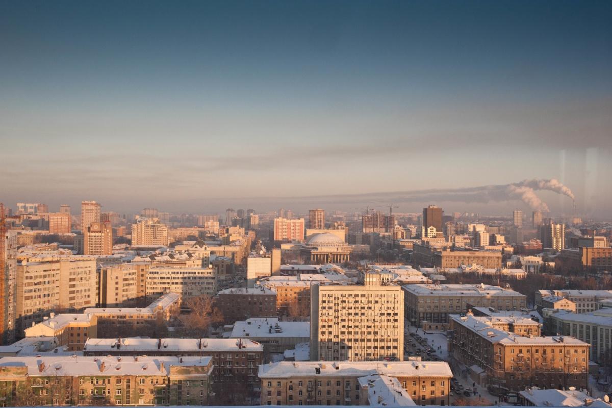 21 и 22 декабря в городе ожидаются метели и усиление ветра до 22 м/с