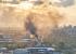 Столб дыма видно из центра: в Пионерском загорелся склад, огонь перекинулся на садовые участки