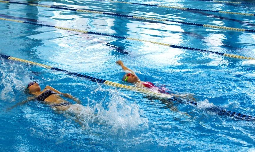 Кемерово получил президентский грант наразвитие детского плавания