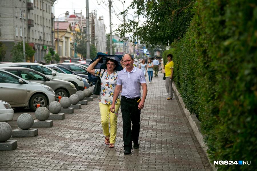 Летнюю погоду обещали москвичам на1сентября
