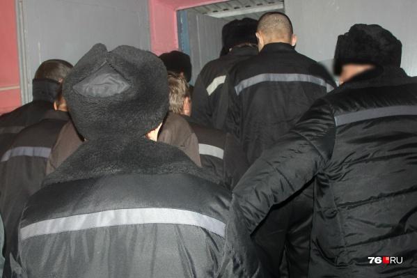 В Рыбинской ИК-2 отбывают наказание почти 1,5 тысячи заключённых. В основном первоходки