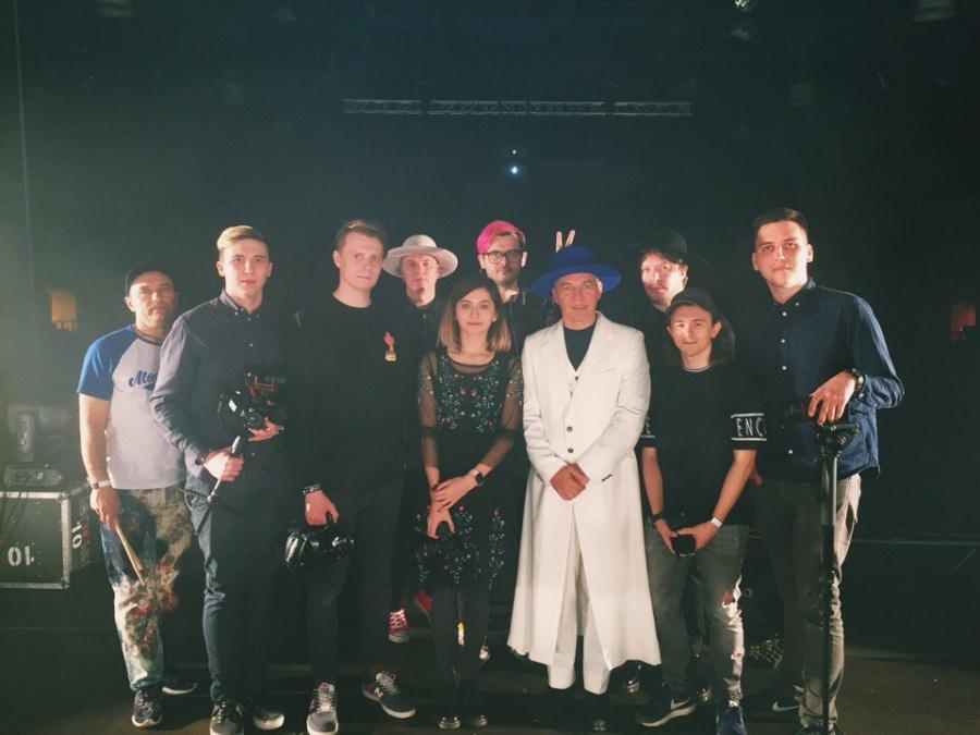 Группа «Мумий Тролль» обнародовала снятый вЕкатеринбурге клип «Милота. Live from Ural»