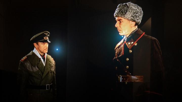 В музее «Память» накануне Дня Победы «ожили» голограммы Паулюса и Ласкина