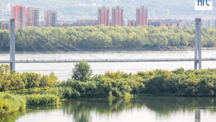 Красноярцам предрекли очень жаркий июнь