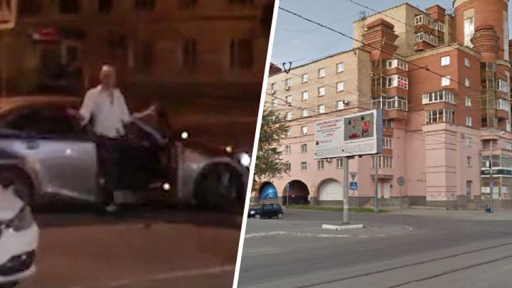 «Давай заряжай»: мужчина устроил стрельбу в самом центре Челябинска